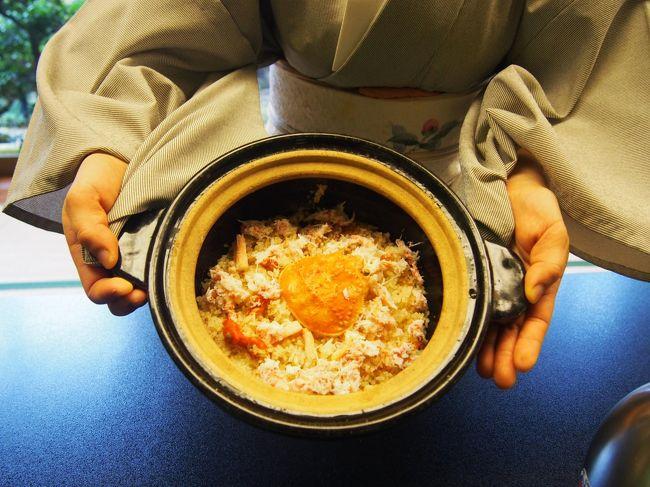 さて、二泊三日金沢の旅の最終日。<br />本日はかねてから行ってみたかった鈴木大拙館とどうしても見たかった野野々村仁清の雉香炉を石川県立美術館に尋ね、<br />金沢最後の食として、<br />北大路魯山人が長期間逗留したという料亭山乃尾でランチをして帰ろうという計画です。<br /><br />初日に小料理鈴木で新進気鋭の若手の料理を頂き、最期は1890年創業の老舗で締めようという魂胆。<br /><br /><br />https://4travel.jp/travelogue/11434136<br />冬の金沢二泊三日の食い倒れ旅 初日は寿司と和食。のどぐろ、白子、甘海老を堪能する。<br /><br />https://4travel.jp/travelogue/11435785<br />冬の金沢二泊三日の食い倒れ旅 二日目は金沢おでんとフレンチと九谷焼を買い求め温泉でゆったり<br /><br />の続きです。
