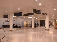 カストルップ空港で過ごした夜