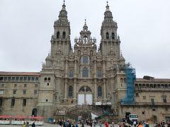 シニア夫婦のスペイン・ポルトガル周遊旅行(39)現地発ツアーでサンティアゴ・デ・コンポステーラへ