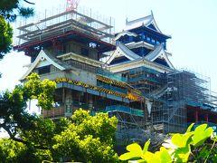 2018 熊本城訪問