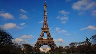 真冬のパリで一人旅~ブリュッセル・ロンドン~②