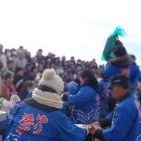 冬の東北(10) 活気あふれる ゆりあげ港朝市~震災から蘇る