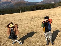 熊本3歳,5歳子連れ 日帰りドライブ 高森町