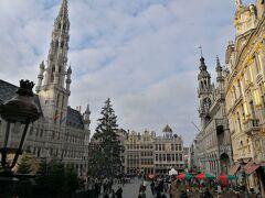 ブリュッセル&ブルージュ クリスマスマーケット巡りの旅 2018