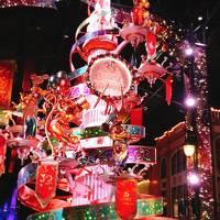 2018年12月 キラキラTokyo&キラキラDisney☆.。.:*Vol.4~35周年のディズニーランド(夜編)~「ホテルミラコスタ」ステイ編♪