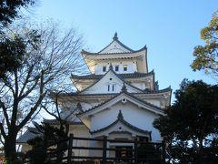 冬の近江・美濃(19)JR東海の新快速に乗って大垣城へ
