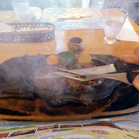 げんこつハンバーグの炭焼きレストラン さわやか 長泉店の昼食