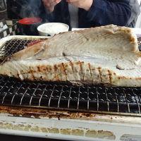 焼津ととや新兵衛の鰹レアステーキランチとmeijiチョコレート工場見学、産業観光ツアー