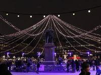 クリスマスのKungsträdgården
