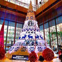 """2018年:冬:""""Marunouchi Bright Christmas 2018 〜北欧から届いたクリスマス with Yuming〜""""二重橋スクエア&ブリックスクエア&丸ビル&『KITTE』(娘と2人で)"""