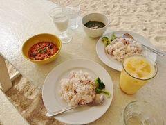 '18沖縄旅1日目@食堂かりか*中本鮮魚てんぷら店*斎場御嶽