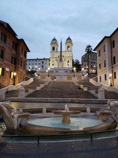 イタリア⑥夜明けのローマ・帰国日★フレッチャロッサ&イタロで巡るミラノ・ローマ・ヴェネチア