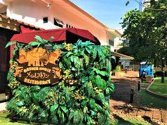 今年は家族と一緒に訪バンコク~~♪♪     (2日目午後編:May's Garden House Restaurant~Loy Krathong@Wat Pasee)
