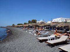 古代ティラ遺跡からペリッサ・ビーチの散策