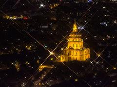 フランス旅行記Part31 (モンパルナスタワー夜景編)