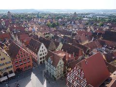2017ドイツ♪ロマンチック街道を行く!~4日目朝からローテンブルク~