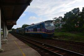 南北統一鉄道でベトナム縦断