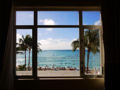 ほぼ初ハワイ☆ミーハーに旅する3泊5日 その1 ロイヤルハワイアンにチェックイン&アラモアナエリアでお買い物♪