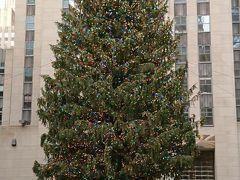 クリスマスin NY 2018①懐かしのNYへ 12/25クリスマスはチャイナタウンで