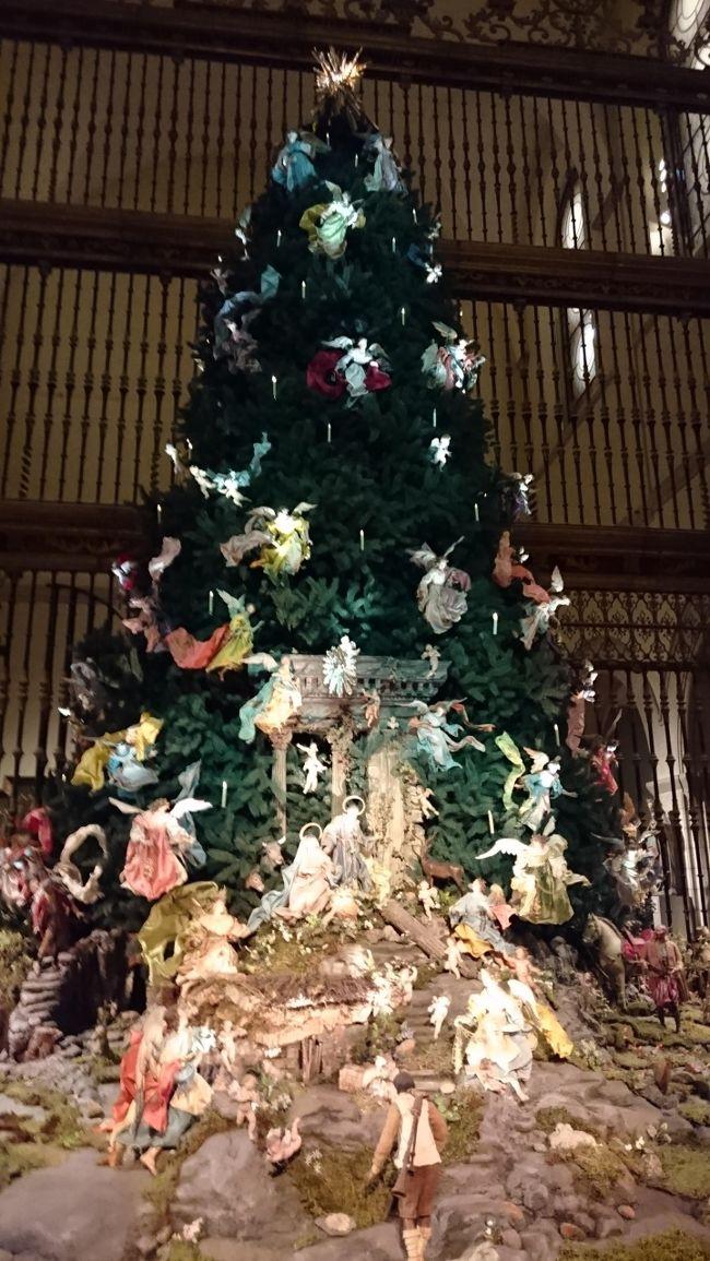 クリスマス in NY 2018②12/26 メトロポリタン美術館とメトロポリタンオペラハウス