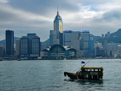 何となく6度目の香港へ
