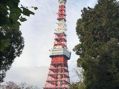 御朱印をもらいに東京タワーへ