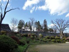 日本100名城を行く(盛岡城)
