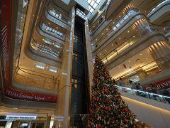 クリスマスの羽田空港/フルーツパーラー~甥っ子と羽田へ