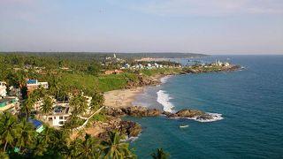 南インド12日間 ②カンニャークマリとマドゥライ