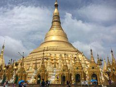 ミャンマー一人旅(8/10)最終日ヤンゴン