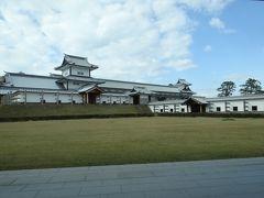 日本100名城を行く(金沢城)