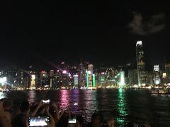 ミャンマー一人旅(10/10)帰国の寄り道香港