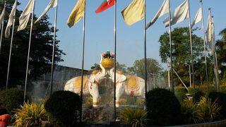 黄金に輝く未知の国と出逢う旅 1日目 成田~ヤンゴン
