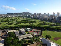 虹の研究,32回目のハワイ,今回はJAL便,ロイヤル・クヒオ滞在,5泊7日(その1)