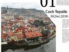 年越し旅行、中欧5ヶ国周遊【01】 〈チェコ編〉 2018年 12月