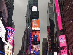 米国内1泊2日弾丸マンハッタン旅行 2018
