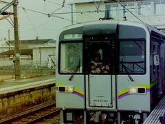 1999年1月井原鉄道開業日初乗りの旅