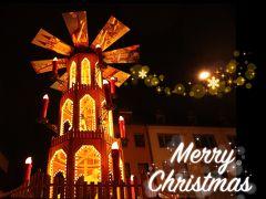2018クリスマスマーケットin南ドイツ 1日目:フランクフルト