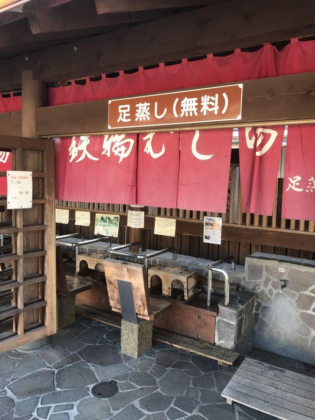 夫婦で、3泊4日の大分へ温泉旅行にいきました。羽田から大分空港に行き、レンタカーで回りました。