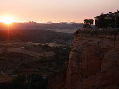 【南スペイン・北モロッコ】5/9作目 ゜*・アルヘシラスからロンダへ。4年ぶりに見る燃える夕陽のロンダ編・* ゜