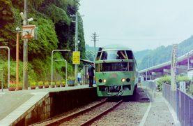 2002年8月九州鉄道旅行5(ゆふいんの森号)