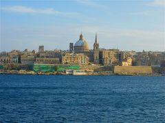 地中海の風に吹かれて…マルタとチュニジアの旅【5】(碧い海にはちみつ色の絶景満喫!スリーマ編/マルタ)