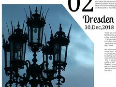 年越し旅行、中欧5ヶ国周遊 【02】〈ドレスデン・ドイツ編〉 2018年 12月