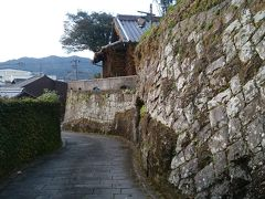 「石垣と石畳の城下町」 九州周遊(2) 臼杵2