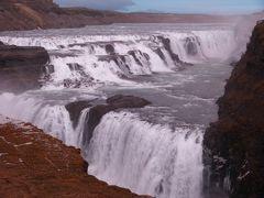 冬のアイスランド