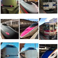 2018年 冬の帰省...の前に九州に寄り道☆マニアック過ぎる1週間の旅 Part VI: JR西日本元日乗り放題きっぷで優雅なグリーン車旅