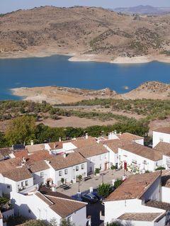 【南スペイン・北モロッコ】6/9作目 ゜*・癒やしの湖畔の白い村サアラ・デ・ラ・シエラ編・* ゜