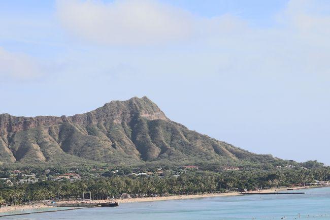 HAWAII-HAWAII 1年7か月ぶりの旅 出発日&一日目