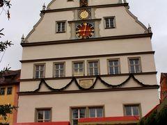 ロマンチックドイツクリスマスマーケット巡り5日間(ローテンブルク観光2日目)