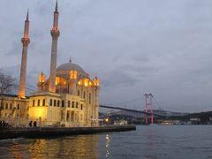冬のイスタンブールをトランジット12時間で観光 ②:新市街 ~シャンデリアがきれいなオルタキョイとイスティクラル通り~